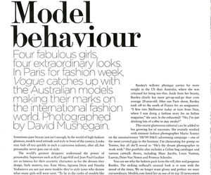 article, interesting, and Vouge image
