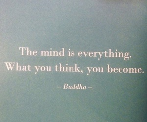 quotes, Buddha, and mind image