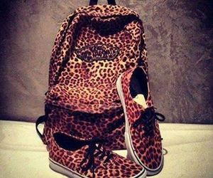 vans and backpack image