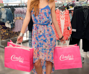 bella thorne and shopping image