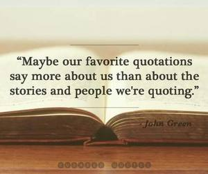 quote, book, and john green image