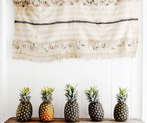pineapple, fruit, and inspiration image