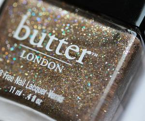 glitter, nails, and nail polish image