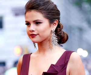 selena gomez, selena, and dress image