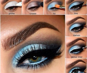 amazing, glam, and make up image