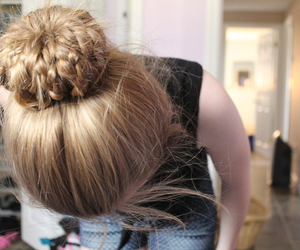 girl, hair, and quality image