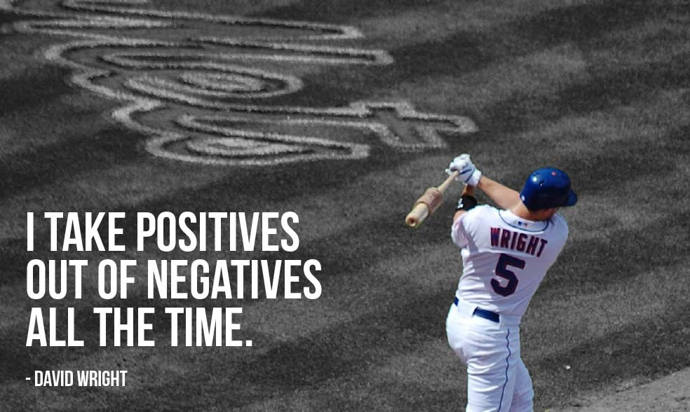 Great Baseball Quotes By David Wright New York Mets