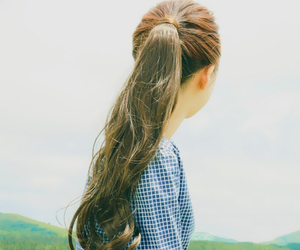 hair, cute, and fashion image