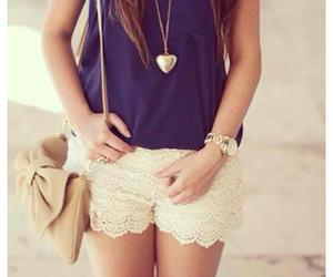 cute girl, elegant, and cute dresses image