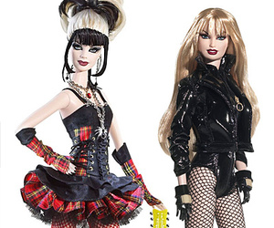 barbie, doll, and punk image