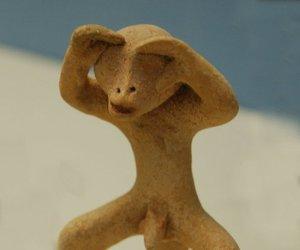 clay monkey image