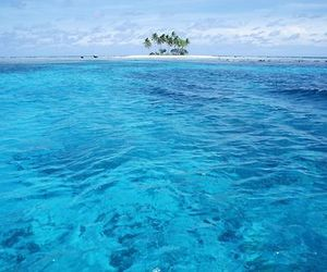 blue, ocean, and paradise image