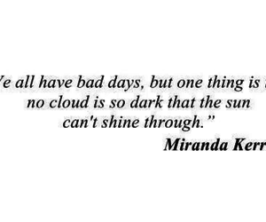 quote, miranda kerr, and sun image