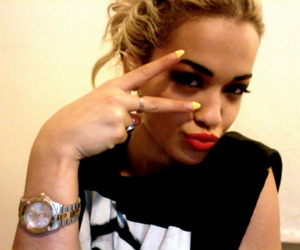 rita ora and nails image
