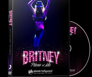 britney, dvd, and piece of me image