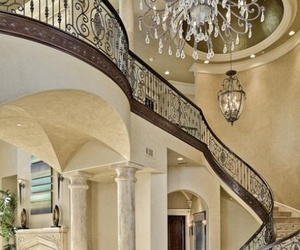 dream house, beautiful houses, and luxury house image