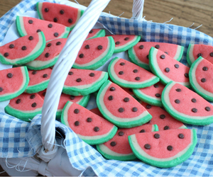 watermelon, Cookies, and cookie image