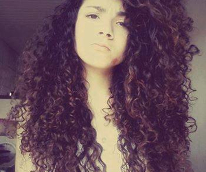 brazilian, curly, and diva image