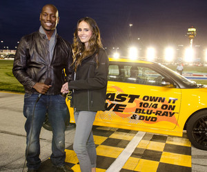 fast and furious, tyrese, and jordana brewster image