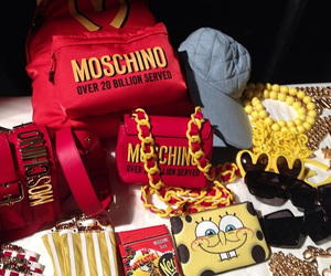 fashion, Jeremy Scott, and Moschino image