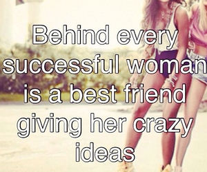 best friend, crazy, and girls image
