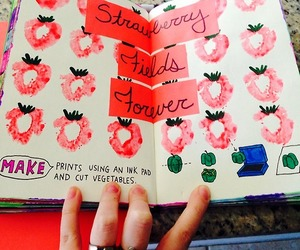 inspiracao, prints, and wreck this journal image