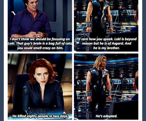 adopted, Avengers, and lol image