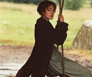 pride and prejudice, keira knightley, and movie image