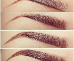 diy, eyebrow, and how to image