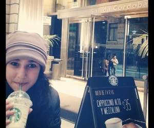 argentina, starbucks, and buenos aires image