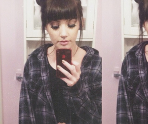 bring me the horizon, emo, and flannel image