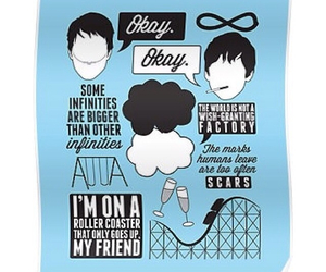 john green, tfios, and quotes image