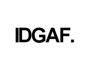 quotes, idgaf, and teenagers image