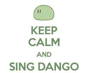 dango and clannad image