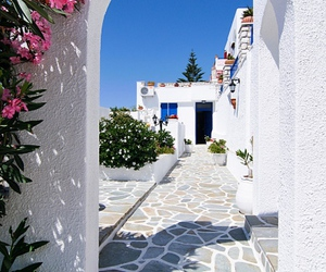 Greece and summer image