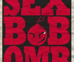 sex bob-omb, sex, and scott pilgrim image