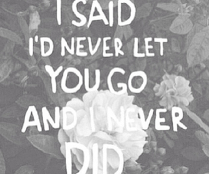 love, adtr, and quote image