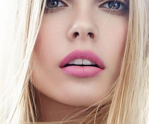 lips, simple, and lipstick image