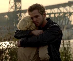 aw, hug, and mother and son image