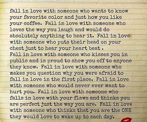 boy, love, and falling in love image