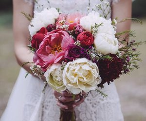 wedding and flowers image