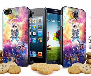 nebula, samsung galaxy s3 s4 case, and jack and finn image