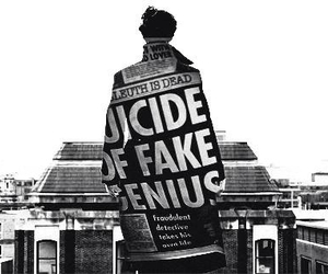sherlock, benedict cumberbatch, and suicide image