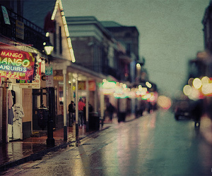 light, street, and winter image