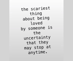 quotes, love, and scary image