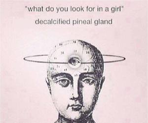 girl, gland, and mystic image