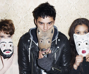 skins, grace, and franky image