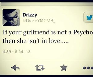 Psycho and love image