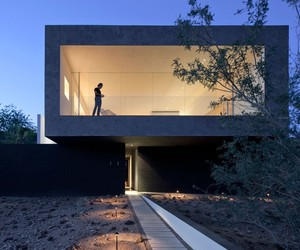 study room, architecture., and flat roof image
