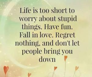 fun, life, and love image